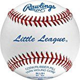 awesome Rawlings RLLB1BT24 Little League Competition Grade Leather Baseball