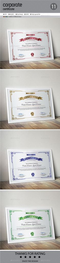 Certificate Template Vector EPS. Download here: http://graphicriver.net/item/certificate/12367158?ref=ksioks