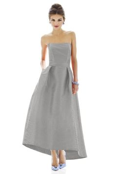 Alfred Sung D583 Bridesmaid Dress | Weddington Way