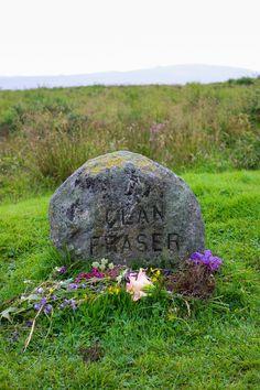 Road Trip en Ecosse : Culloden, Craigh Na Dun, Aberfeldy & Culross - Rose Citron Outlander, Scotland Road Trip, Destination Voyage, Great Britain, Abandoned, Garden Sculpture, Outdoor Decor, Travel, Castles