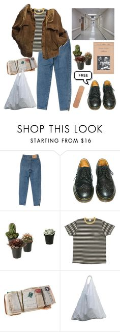 """""""53"""" by ourijimin ❤ liked on Polyvore featuring Dr. Martens"""