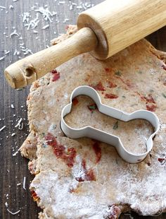 Pop's Pizza Homemade Dog Treats - The Cottage Market