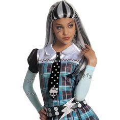 Perruque Frankie Stein™ - Monster High™ #perruquesdéguisements #accessoiresdéguisements #accessoiresphotocall