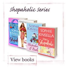 Sophie Kinsella Shopaholic Series ~ starting this today