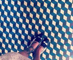 vasarely floor♥
