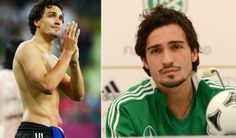 Mats Hummels Germany Player.  20 of the hottest Footballers at the World Cup 2014