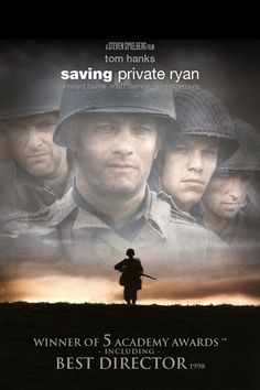 As U.S. troops storm the beaches of Normandy, three brothers lie dead on the battlefield, with a fourth trapped behind enemy lines. Ranger captain John Miller and seven men are tasked with penetrating German-held territory and bringing the boy home.