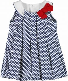 Spotted Dress - MAYORAL 1961