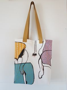 Tote bag by Justyna Byrne
