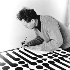 Pioneering abstract artist Gordon Walters is a revered figure in New Zealand, recognised for a long and productive career spanning five decades. Walters is represented in the country's major public collections and his place in our art history is memorialised in the bi-annual Walters Prize exhibition and award at the Auckland Art Gallery Toi o Tamaki. Auckland Art Gallery, Maori Art, Art History, Kids Rugs, Contemporary, Abstract, Illustration, Artist, Career