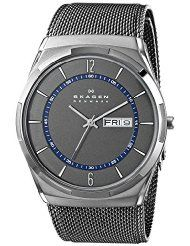 #@# Skagen SKW6078 Buy Cheap! skagen skw6078 melbye grey titanium watch with mesh strap SALE! BUY=> http://buywatchescheapprices.org/skagen-skw6078-melbye-grey-titanium-watch-with-mesh-strap/