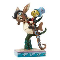 4043648 Horsing Around (Jiminy Cricket)- Jiminy Cricket does a little under water horsing around #jimshore #jiminycricket #disney