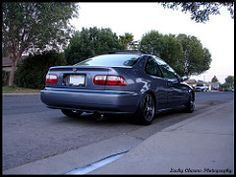 The Coupie (Ms. Eh3) Tags: honda civic 1995 coupe hondacivic ej1 hgm