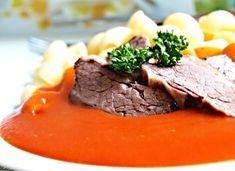 Teplé omáčky v české kuchyni. TOP výběr těch nejlepších! | ReceptyOnLine.cz - kuchařka, recepty a inspirace Bon Appetit, Steak, Beef, Food, Kitchens, Meat, Essen, Ox, Ground Beef