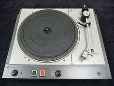 EMT 938 Idler Drive Turntable analog hifi