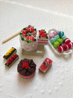 cute little cakes