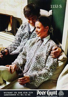 .strikkede jeg for  ca 45 år  siden