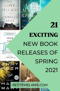 These are 21 exciting new book releases of Spring 2021! Looking for your next read this spring? Check out these 21 amazing new books coming out in the spring 2021! Brand new books of every genre, such as thrillers, suspense, mystery, fiction, nonfiction, science-fiction, fantasy, young adult. These exciting new books are sure to grab your attention! Look no further for new book suggestions! New Books, Books To Read, Andy Weir, Books New Releases, Victoria Aveyard, Book Suggestions, Thrillers, The Martian, Coming Out