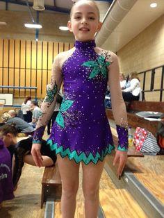 rhythmic acro leotard by lilachelene Acro, Rhythmic Gymnastics, Leotards, Formal Dresses, Fashion, Navy Tights, Dresses For Formal, Moda, Formal Gowns