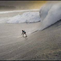 big Wave surf http://www.amazon.com/The-Reverse-Commute-ebook/dp/B009V544VQ/ref=tmm_kin_title_0