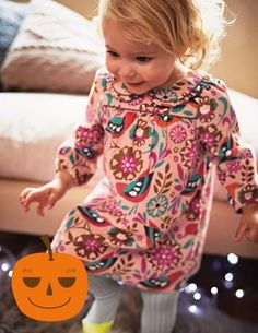 Charming Printed Cord Dress by boden. Pumpkin Contest, Womens Clearance, Skirts For Sale, Fall Wardrobe, Toddler Outfits, Pattern Fashion, Floral Tops, Infant, Girls Dresses