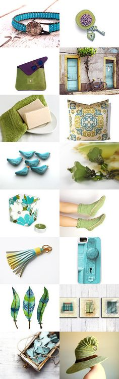Spring Dance by Lee on Etsy--Pinned with TreasuryPin.com