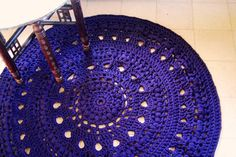 t-shirt yarn crochet rug: https://www.etsy.com/il-en/listing/159071947/sale-purple-round-crochet-rug-made-from?ref=shop_home_active_10