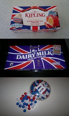 Buy British! #DiamondJubilee Buy all of these from us at www.britishfoodstoreonline.com