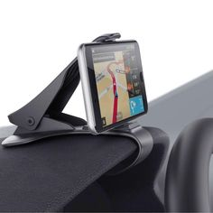 Bakeey™ ATL-1 Universal NonSlip Dashboard Car Mount Holder Adjustable for iPhone iPad Samsung GPS Smartphone Sale - Banggood Mobile