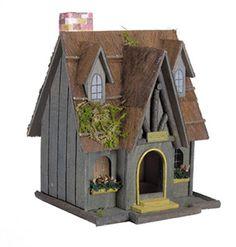 ¡prooofeee!: Bird Houses