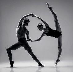 La pasión en el balet