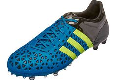 Adidas ACE Boost zapatos de Interior negro y noche metalico