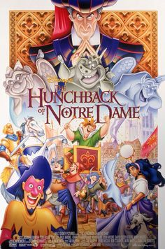 This will forever be one of my all time favorite Disney movies. It shows that God work and movies in mysterious ways.