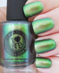 Polished Criminails: Swatch: ILNP - Ultra-Chromes
