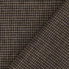 Tecido para fatos 27 - Lã virgem - Poliéster - castanho