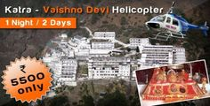 We helicopter booking, offer you a Vaishno Devi Yatra by helicopter at reasonable prices to satisfy our clients' travel need and want. Our helicopter booking is the best option for the Vaishno Devi. Vaishno Devi, 1st Night, Heaven On Earth, Travel, Viajes, Destinations, Traveling, Trips