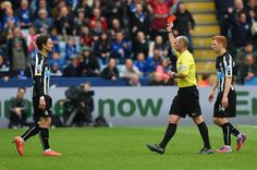 Newcastle United are officially the dirtiest Premier League side since the start of last season after Mike Williamson and Daryl Janmaat red cards against Leicester