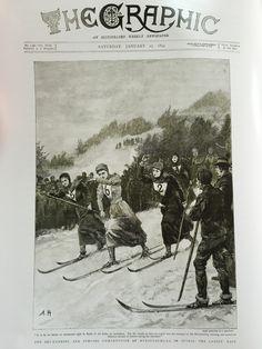 Kayaklı Koşu Bayanlar (Ladies xcski 1894)