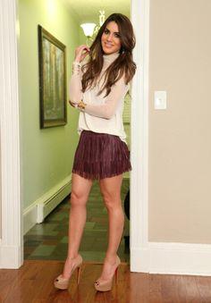 Camila Coelho, brown, white, beige