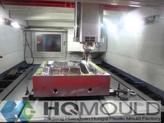 Plastic Mould Factory at HQMOULD