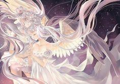 Sailor Cosmos / Princess Serenity