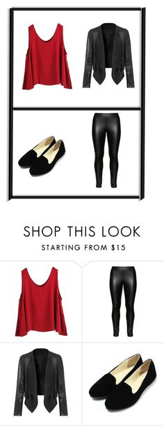 """Untitled #181"" by malinas01 on Polyvore featuring WithChic, Studio, women's clothing, women, female, woman, misses and juniors"