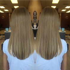 U-shape haircut #ushape  #haircut #lovingwhatido ✂️