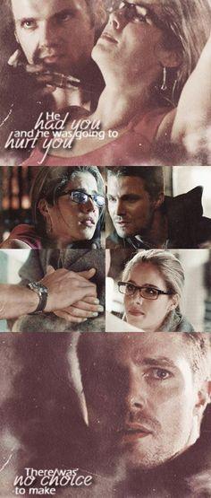Arrow - Felicity & Oliver #2.7 #Season2 #Olicity