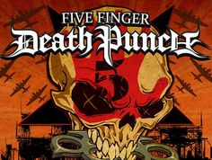 meet the monster five finger death punch amv hell