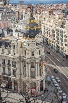 "wanderlusteurope: "" Madrid, Spain """