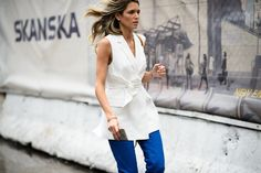 Slideshow: Street Style: The Top Ten Looks From New York Fashion Week