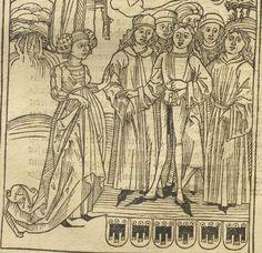 Sammelband in 3 Teilen: Konvolut aus Inkunabeln nach 1450, Deutschland Inc. fol. 133 (Ausst. 172)  Folio 10v