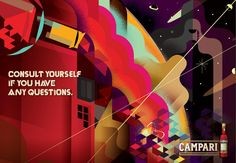 Consult yourself if you have any questions. Campari.