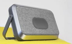 the forms reverse the cold technology, efficiency and rigidity of electrical devices into nomadic, soft products